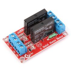 3Pcs Two Way Solid State Relay Module For Arduino  | eBay