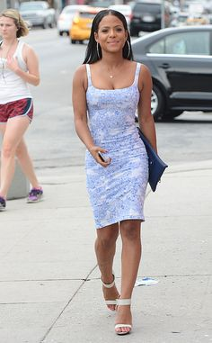 Fabulous Looks Of The Day: June 29th, 2015 - The Fashion Bomb Blog : Christina Milian
