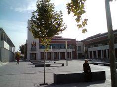 Ayuntamiento nuevo en la Plaza de la Constitución. Foto de Riselo.