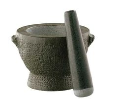 Goliath Mortar and Pestle Set  #Frieling #Kitchen
