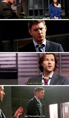 Supernatural 12x05 // The One You've Been Waiting For