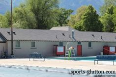 Revisiting The Sandlot: As It Stands Today Wendy Peffercorn, The Sandlot, Filming Locations, Pool Houses, Salt Lake City, Utah, World, Outdoor Decor, Movies