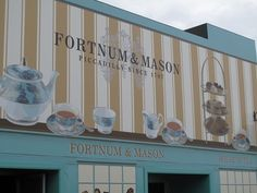 going back to fortnum & mason