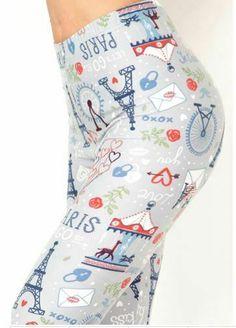 Women/'s Buttery Soft Curvy Plus Leggings Stars /& Stripes Print TC 12-20 NWT
