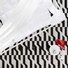 Pavimenti per bagni di design, Scandola Marmi al Cersaie 2015