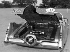 Buick Le-Sabre, 1951
