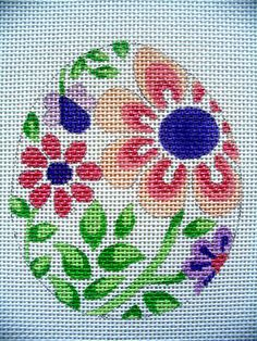 Designs by Heidi Handpainted Needlepoint Canvas | eBay