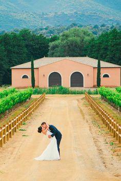 mariage dans les vignes - Chateau De Chamerolles Mariage