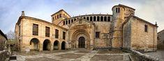 Colegiata de Santa Juliana, Santillana del Mar   #Cantabria #Spain
