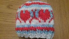 Scandi knit baby hat - free kit from Let's Knit magazine