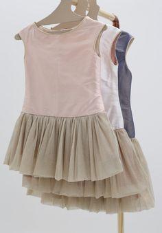 Handmade Silk & Tulle Dresses | MissdeMars on Etsy