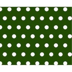 Sheetworld Polka Dots Fitted Crib Sheet Color: