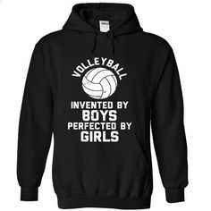 volleyball - #cool shirts #t shirt companies. PURCHASE NOW => https://www.sunfrog.com/Funny/volleyball-Black-68507553-Hoodie.html?60505