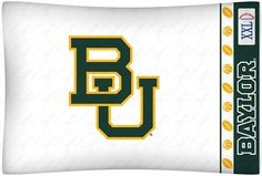 Use this Exclusive coupon code: PINFIVE to receive an additional 5% off the Baylor University Pillow Case at SportsFansPlus.com