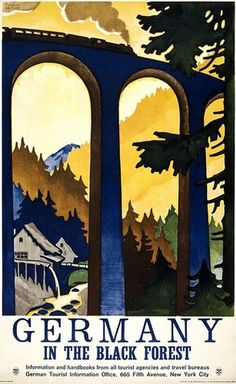 The vintage travel poster was a uniquely effective medium to inspire traveler's to see the world. http://www.worthwhilesmile.com/vintage-travel-posters/