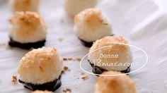 Macarons à la noix de coco | Cuisine futée, parents pressés