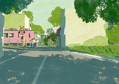 Tatsuro Kiuchi Illustrations by Tatsuro Kiuchi.