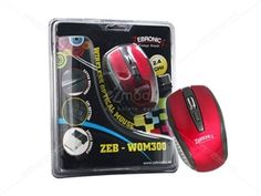 Shop of Zebronics ZEB-WOM300 Wireless Optical Mouse buy online