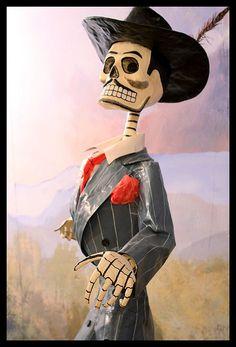 Ofrenda Dia de Muertos Centro de Xochimilco   Flickr: Intercambio de fotos