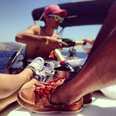 #SperryMoments from Greece 2013