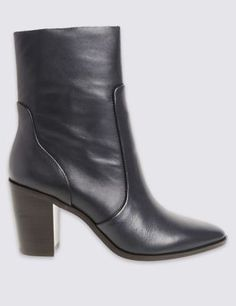 Insolia® redistributes your weight away from the balls of your feet, reducing pressure and increasing ankle stability, allowing you to wear your heels comfortably all day long. Insolia® is endorsed by the UK College of Podiatrists.Ankle boots add a certain Parisian chic to any ensemble.