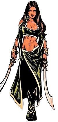 Talia al Ghul Comic Book Style, Comic Books Art, Comic Art, Female Comic Characters, Female Villains, Talia Al Ghul, Dc Comics Women, Comics Girls, Black Girl Cartoon