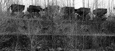 SWPA Rural Exploration: Shoaf Coke Works, Fayette Co., PA  . Last of the beehive coke ovens. Shoaf…