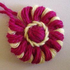 Flower Looms: Disc Flower