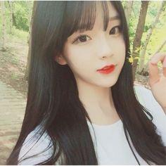 Naughty or nice Ulzzang Korean Girl, Cute Korean Girl, Cute Asian Girls, Cute Girls, Boy And Girl Best Friends, Guys And Girls, Uzzlang Girl, Girl Face, Korean Beauty