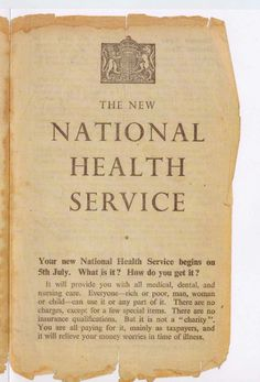 economic evaluation in the national health service nhs This thesis explores the economics of health inequalities in the english national health service (nhs) it consists of five applied economic studies that explore different questions.