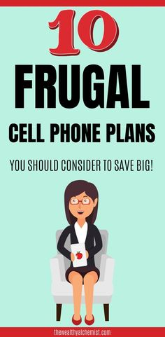Are you interested in saving money on your cell phone plan? If so you should consider one of these 10 cell phone plans to start saving money right away! Cell Phone Contract, Cell Phone Plans, Frugal Living Tips, Frugal Tips, Best Money Saving Tips, Saving Money, Money Tips, Making A Budget, Budgeting 101