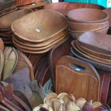 Panoramio is no longer available Leaving Home, Wooden Kitchen, Clay Pots, Handicraft, Wood Crafts, Google, Shop, Beautiful, Craft