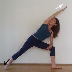 Spiegelgesetzte im Körper. #yoga #anatomie #praxis