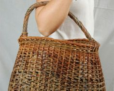 Tasche-Wicker  Arabesque