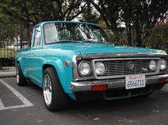 Mazda Rotary Pickup | este de aquie es la Rotary Truck de mazda la unica en el mundo y solo ...