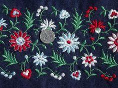 Swiss alpine fabric