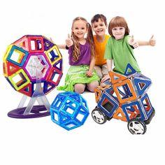 45.00$  Buy here - http://alinzr.shopchina.info/go.php?t=32791268825 - kids Toys 85Pcs Magformers Magnetic 3D DIY Educational Toys Magnetic Creator Model Building Blocks Bricks For Children Gifts 45.00$ #SHOPPING