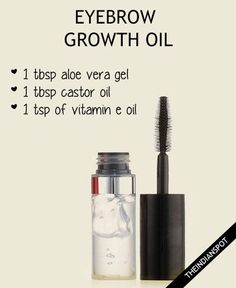 Thicker Eyebrows with egg This egg remedy goes a long way in improving the growth of hair follicles.