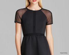 Выкройка рукава реглан: моделирование базовой выкройки платья   Blogremaking блог о шитье