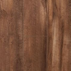 5mm Copper Ridge Waterproof Luxury Vinyl Plank Flooring 6.65 in. Wide x 48 in. Long Hickory Flooring, Wide Plank Flooring, Vinyl Flooring, Hardwood Floors, Lumber Liquidators, Waterproof Flooring, Luxury Vinyl Plank, Floor Design, Copper