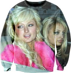 Paris & Nicole Sexy Sweater