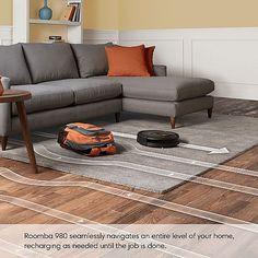 http://www.home2kitchen.com/category/Roomba/ iRobot: Vacuuming Robots: iRobot® Roomba® 980