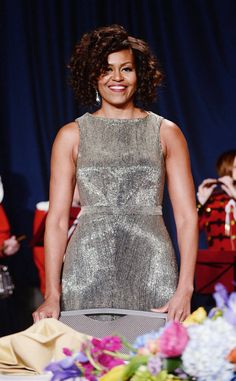 2015 from Michelle Obama's Best Style Moments, by the Year