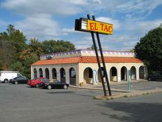 El Taco, Manassas, VA.  The best cheap Mexican food anywhere.  What I wouldn't give for a California Burrito, Taco Burger, frijoles and a Diet Coke!