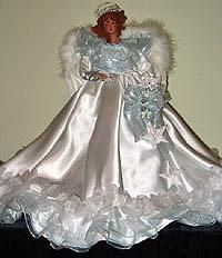 Craft Uses For Old Wedding Dresses