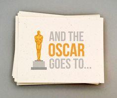 Win an Oscar.