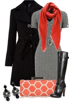 """""""I'll Have the Salmon"""" by stylesbyjoey on Polyvore"""