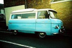Dormobile...Side On, via Flickr.