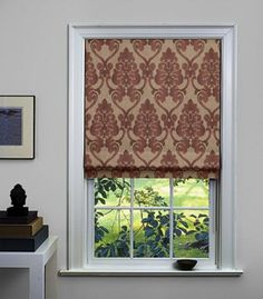 roman blinds - the shade store