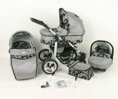 Baby pram and pushchair+carseat (Travel System) NEW COLOUR |
